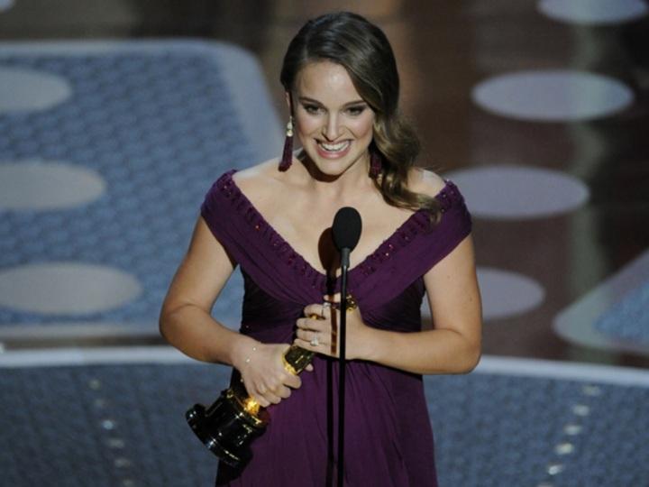 Natalie Portman ganhou em 2011 seu primeiro Oscar por Cisne Negro.